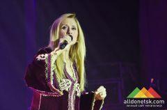 Концерт Лары Фабиан в Донецке