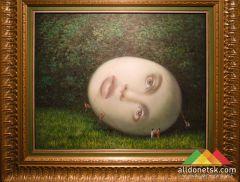 Избранное: Открытие выставки Никаса Сафронова