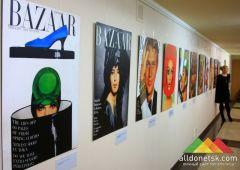 Юбилей Harper's Bazaar – выставка