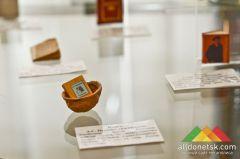 Выставка миниатюрной книги в краеведческом музее
