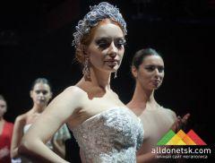 Закрытый показ коллекции вечерних нарядов - 2013 от Fashion House Hayk Avanesyan