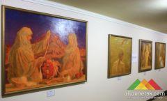 Выставка современной живописи