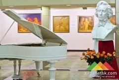 Юбилейный концерт произведений Фредерика Шопена