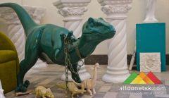 Выставка Краматорской фабрики скульптуры и декора