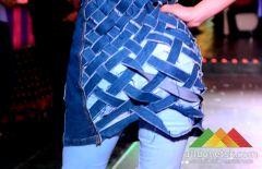 Показ джинсовой одежды Nachudilla LMB