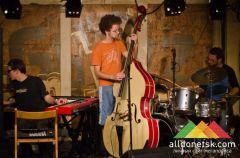 Vojtech Prochazka Trio в Ганжубасе