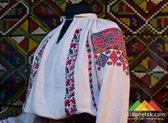 Барви народного мистецтва Вінниччини: национальные костюмы в Донецке