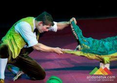 Парад-алле: фотовыставка Ольги Глебской в донецком цирке