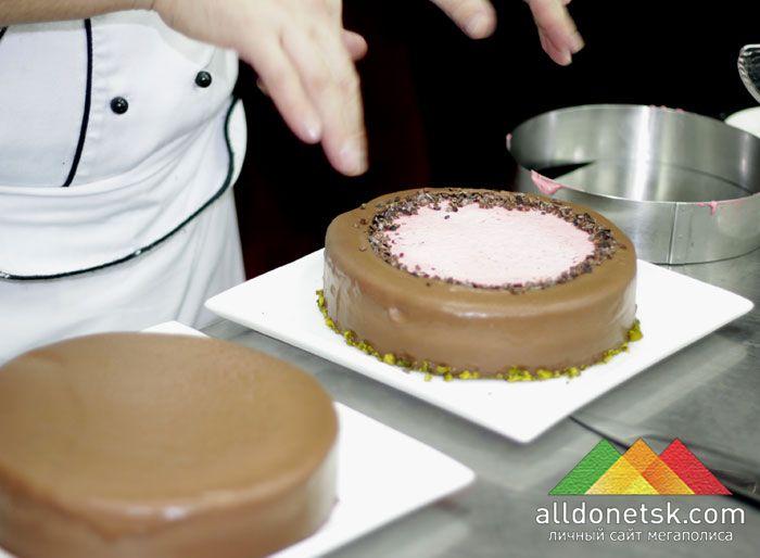 Вариации на тему одного и того же рецепта торта