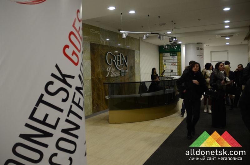 Открытие такой знаменательной выставки вызвало ажиотаж среди и представителей СМИ, и ценителей современного искусства, и самих художников, прибывших с разных уголков Украины