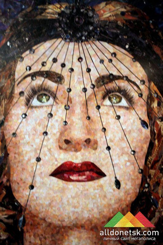 Александра Чичкан, Алина Пивненко. Madonna, 2009, из проекта