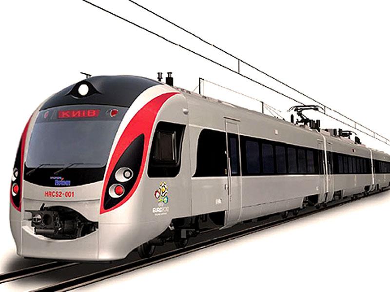 фото современные поезда