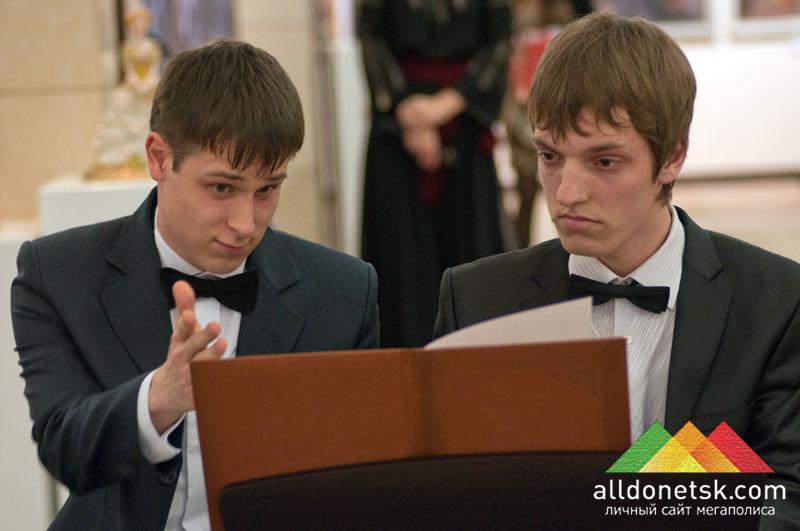 Молодой, но уже именитый дуэт - Иван Доценко и Андрей Степаненко