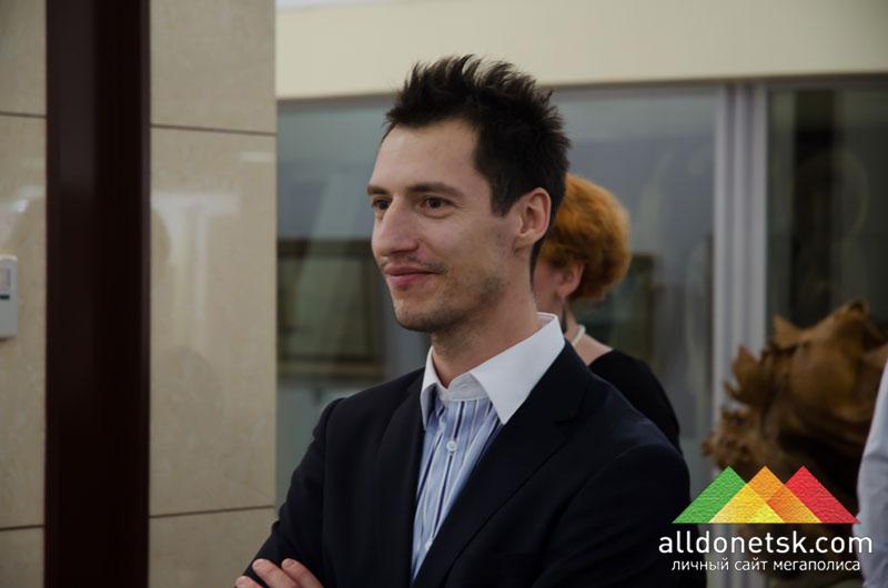 Алексей Василенко, один из основателей Аукционного дома