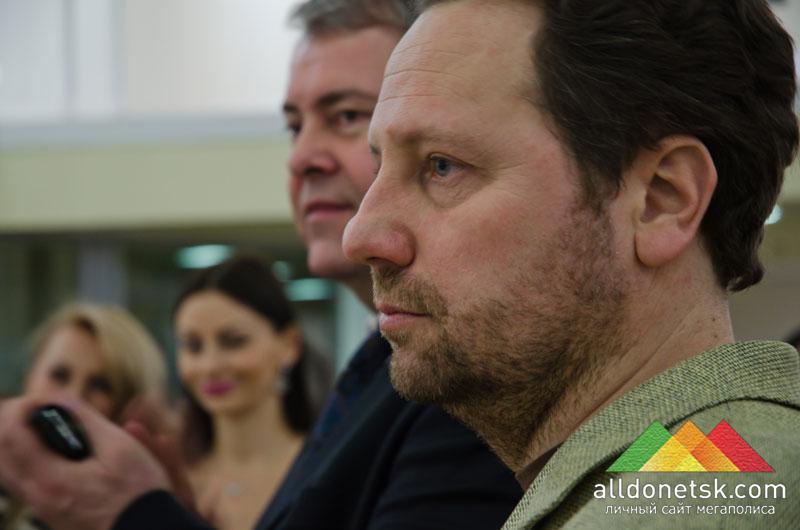 Олег Зданович, коллекционер, меценат, автор ряда книг об истории иконы
