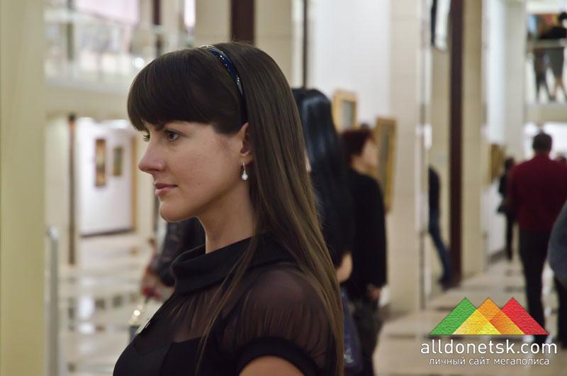 Муза галереи