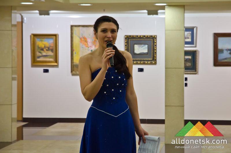 Екатерина Калиниченко, арт-директор АртДонбасса