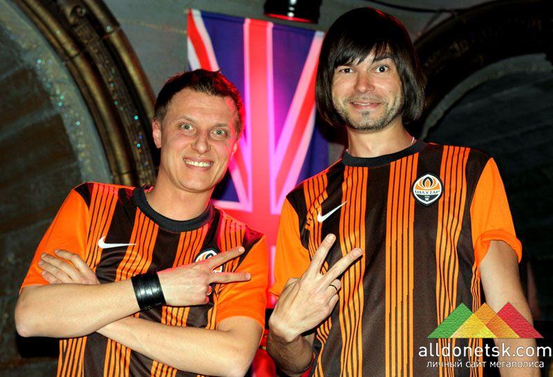 Главные создатели позитивного настроения : Dj Grinevich и Дмитрий Нечаев.