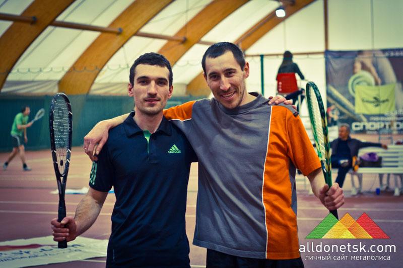 Алексей Пилипов и Сергей Панасенко