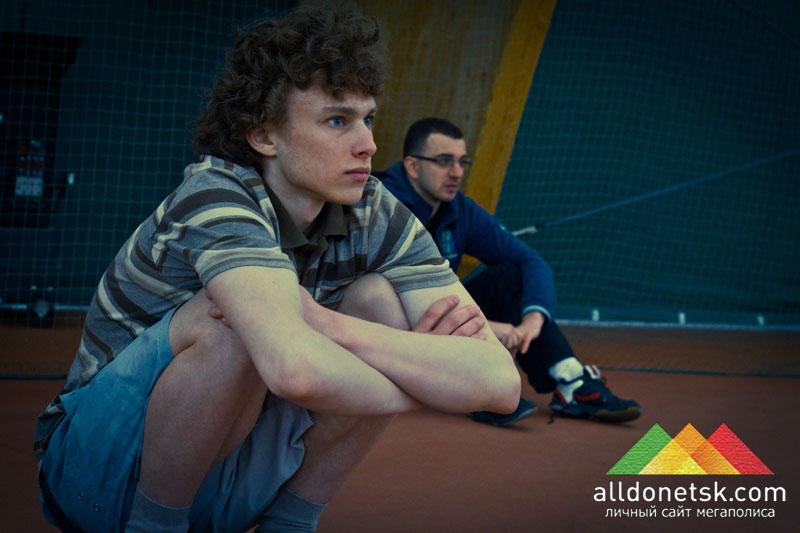Антон Молодецкий победил в своей группе и вышел в четвертьфинал