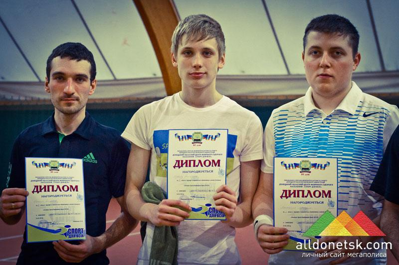 В категории Open Division победили ужгородцы Алексей Пилипов (3 место), Эдвард Полончук (2 место), Михаил Мандрик (1 место)