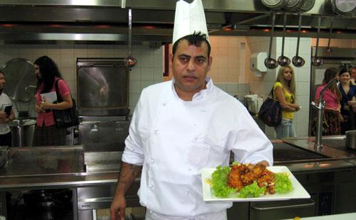 Один из самых любимых ливийцами салат готов!