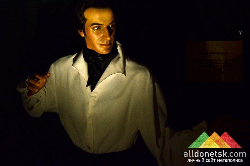 Дэвид Коперфильд. Американский иллюзионист, самый богатый из представителей шоу-бизнеса.