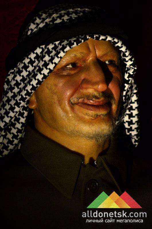 Ясир Арафат. Палестинский государственный деятель
