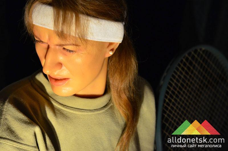 Штеффи Граф. Знаменитая немецкая теннисистка, восьмикратная чемпионка мира, двукратная олимпийская чемпионка