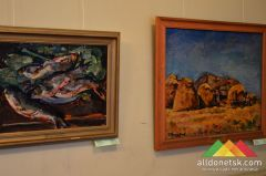 Выставка работ П.Кончаловского