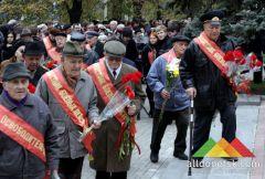 День освобождения Украины в Донецке