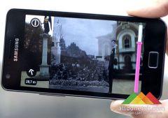 Флешмоберы искали в Донецке… прошлое