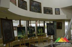 Индустриальный Донбасс: новая выставка в АртДонбассе