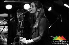 Anna Christoffersson и Batucada Jazz в Ливерпуле. Часть 1