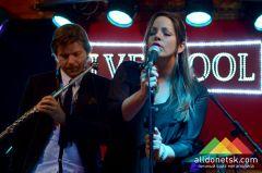 Anna Christoffersson и Batucada Jazz в Ливерпуле. Часть 2