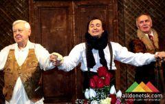 Безруков заставил Гоголя трепетать, а донецких театралов аплодировать