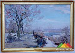 Уникальная коллекция картин киевских живописцев