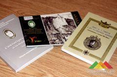 Презентация книг, посвященных историко-археологическим исследованиям Святогорья