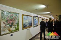 Открытие выставки классического искусства