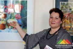 Персональная выставка Аллы Авраменко