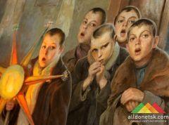 Коллекция картин Н.Пимоненко в ДОХМ