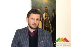 Первая выставка икон в Донецке