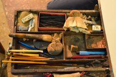 Цай Гоцян: Зарисовки шахтеров
