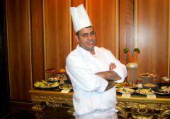 Шеф-повар президента Туниса дал мастер-класс в гостинице Донбасс Палас