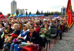 Митинг у мемориала Твоим освободителям, Донбасс! Часть-2 (ОБНОВЛЯЕТСЯ)